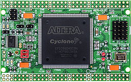 Altera Cyclone Q240 FPGA board(5 V I/O) ACM-012