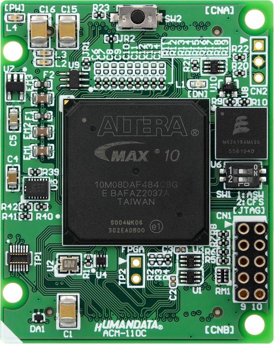 New Product :Altera MAX 10 FPGA board - ACM-110