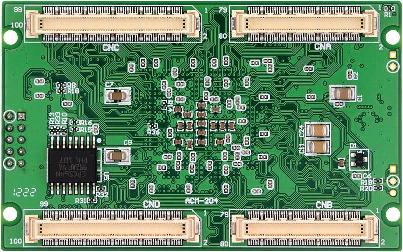ACM-204]Altera Cyclone IV E F780 FPGA board