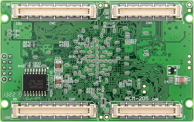 ACM-205]Altera Cyclone IV E F780 FPGA board