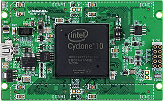 Cyclone10 FPGA Board ACM-208