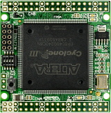 ALTER CYCLONEIII FPGA BOARD ACM-304