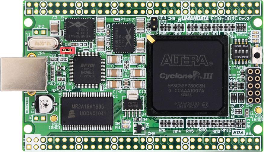 EDA-004 USB-FPGA