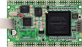Cyclone III USB-FPGA board EDA-004Z