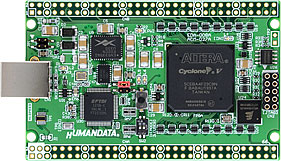 CycloneV USB-FPGA Board EDA-008