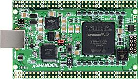 Altera USB-FPGA board Cycone V EDA-008