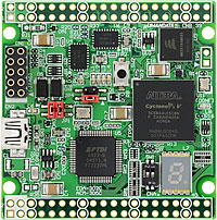 CycloneV USB-FPGA Board EDA-302
