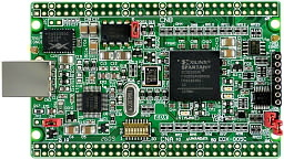 FPGA trainer EDX-005 for XILINX