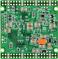 Spartan-6 USB-FPGA board EDX-303