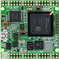 Spartan-7 USB-FPGA Board EDX-303