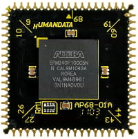 Altera cpld board Max II AP68-01