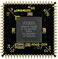 Altera maxiII cpld module AP68-01