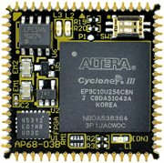 CYLCONE III FPGA MODULE