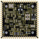 Altera  Cyclone III PLCC68 FPGA Module AP68-06Z