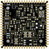 ALTERA  Cyclone V PLCC68 FPGA Module AP68-07