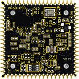 Altera  Cyclone 10 PLCC68 FPGA Module AP68-09