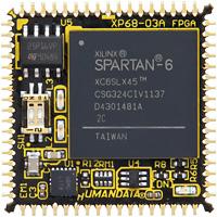 xilinx fpga board virtex-6 XP68-03