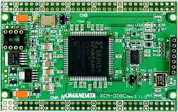 xilinx fpga board spartan-3 XCM-008