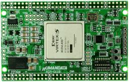 xilinx fpga board Virtex-5 XCM-011