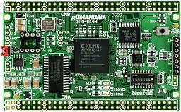 xilinx spartan-3a dsp fpga board XCM-014