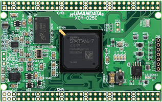 xilinx fpga board Spartan-7 XCM-025