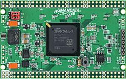 xilinx fpga board Spartan-7 XCM-026