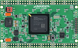 xilinx fpga board Spartan-7 XCM-026Y