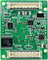 xilinx fpga board spartan-3AN XCM-108
