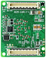 xilinx fpga board virtex-5 XCM-109