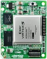 xilinx fpga board virtex-5 XCM-109