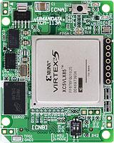 xilinx fpga board vertex-5 XCM-113