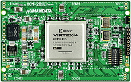 xilinx fpga board Virtex-4 XCM-201