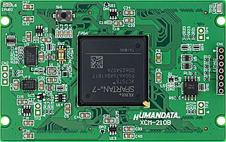xilinx fpga board XCM-210